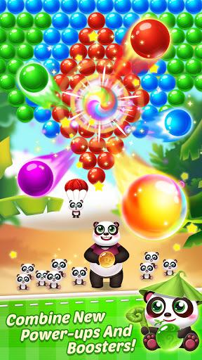 Bubble Shooter Free Panda screenshots 4