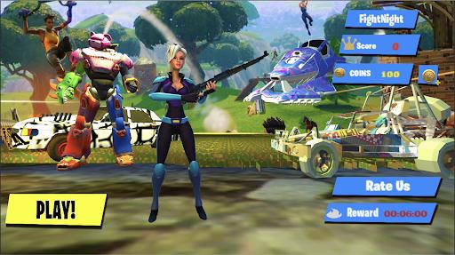 4 Legends Fight Night Battle apkdebit screenshots 1
