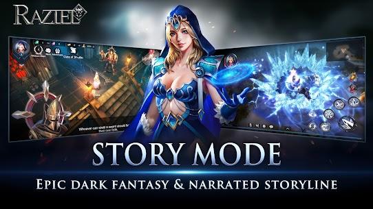 Raziel: Dungeon Arena Action Lastest Full Apk Download 2