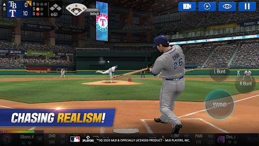 MLB Perfect Inning 2020 apkslow screenshots 4