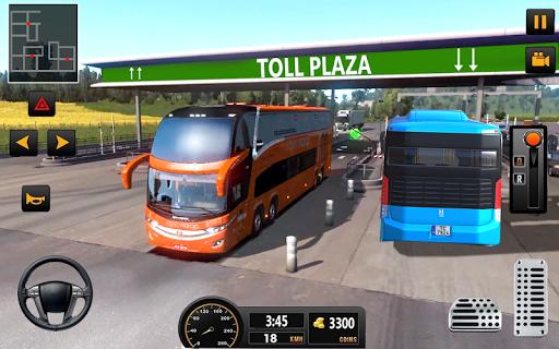 Bus Driver 21 - New Coach Driving Simulator Games 1.3 Screenshots 9
