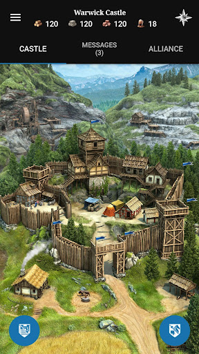 Lords & Knights - Medieval Building Strategy MMO 8.12.0 screenshots 7