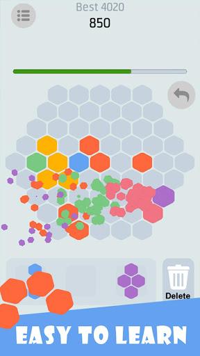 Hex Puzzle - Super fun apkmr screenshots 12
