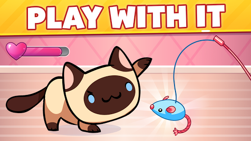 Cat Game - The Cats Collector!  screenshots 3
