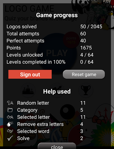 Quiz: Logo game 9.6 screenshots 14