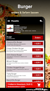 Pizza2Go Wesel