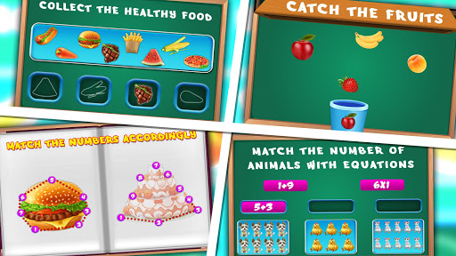 Emma Back To School Life: Classroom Play Games 4.0 screenshots 5