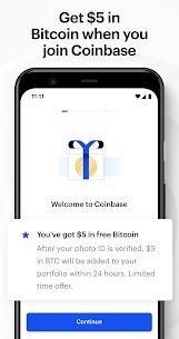 Coinbase – Bitcoin Wallet 1