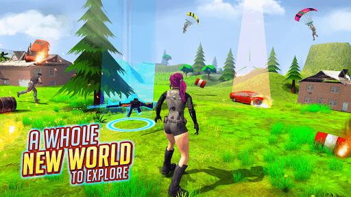 Firing Squad Fire Battleground Free Shooting Games screenshots 2