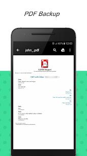 E2PDF – Backup Restore SMS,Call,Contact,TrueCaller 4