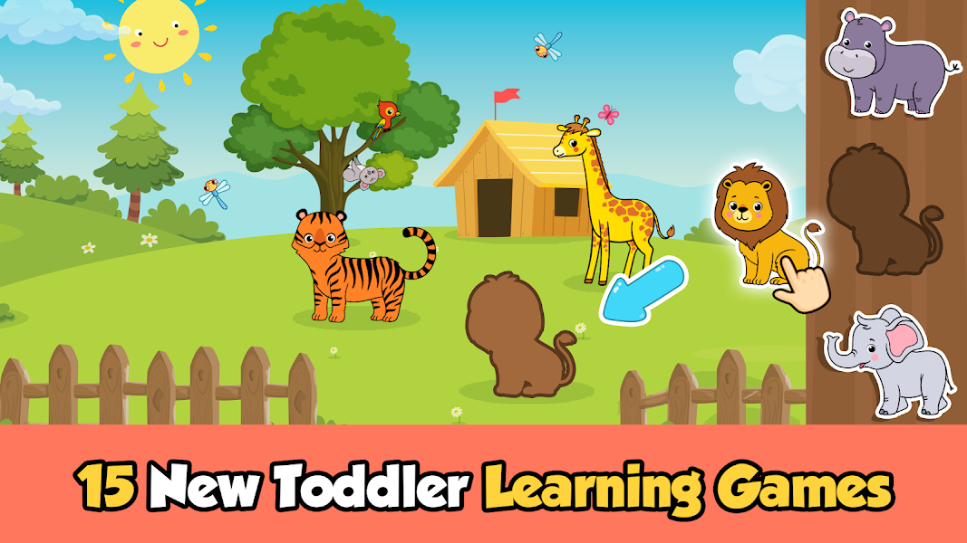 Baby Games for 1+ Toddlers