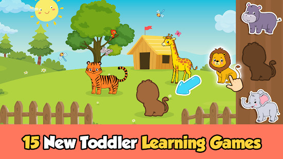 Baby Games for 1+ Toddlers 3.0 screenshots 1