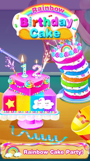 Bake Cake for Birthday Party-Cook Cakes Game apkdebit screenshots 1