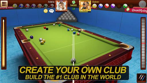 Real Pool 3D - Jeu billard populaire gratuit 2019  APK MOD (Astuce) screenshots 2