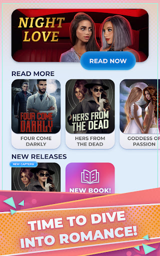 Candy: LGBTQ+ Interactive love stories 1.0.11 screenshots 18