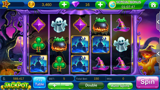 Offline Casino Games : Free Jackpot Slots Machines 1.12 Screenshots 10