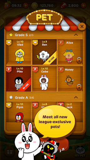 LINE Bubble! 2.19.0.2 screenshots 4