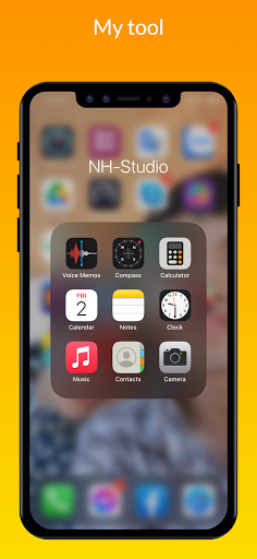 iCamera – iOS Camera, iPhone Camera