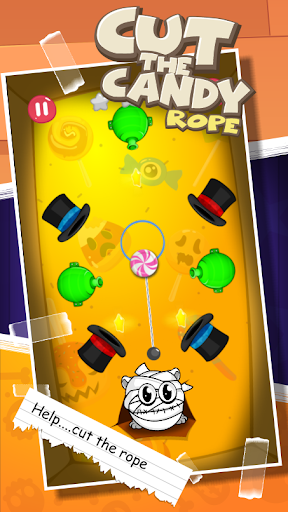 Cut The Candy Rope 5.0 screenshots 6