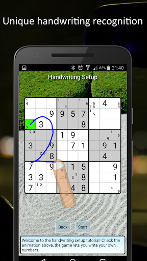 SuFreeDoku 1.041 screenshots 6