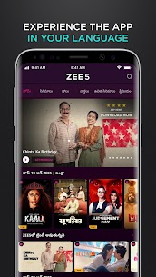 ZEE5 Premium MOD APK Latest [100% Unlocked] free download 3
