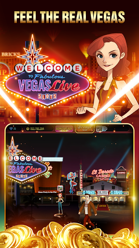 Vegas Live Slots : Free Casino Slot Machine Games 1.2.70 screenshots 12