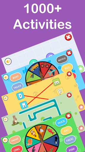 MINTOW: Kids Educational Games and Lessons apkpoly screenshots 5
