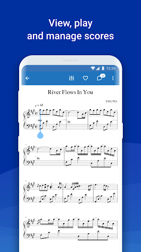 Download APK: MuseScore: view and play sheet music v2.9.01 [Pro]