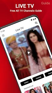 Oreo TV Live Cricket IPL ~ Indian Movies App Hints Latest version 4