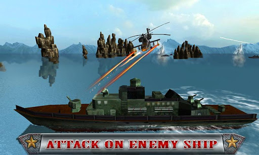 Military Helicopter 3D  screenshots 8