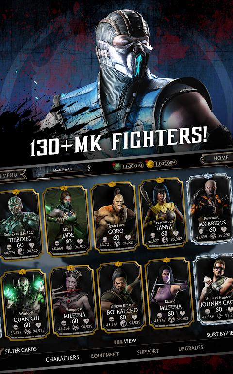 MORTAL KOMBAT: The Ultimate Fighting Game!  poster 12