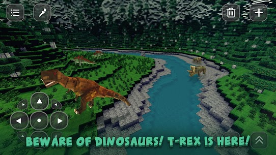 Dino Jurassic Craft: Evolution For Pc   How To Download  (Windows/mac) 1