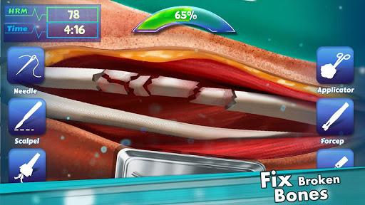 Emergency Open Heart Surgery : Offline Doctor Game  screenshots 2