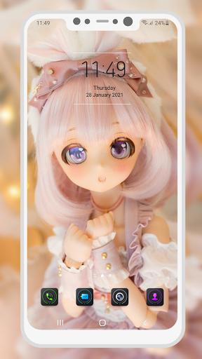 Doll Wallpaper apktram screenshots 8