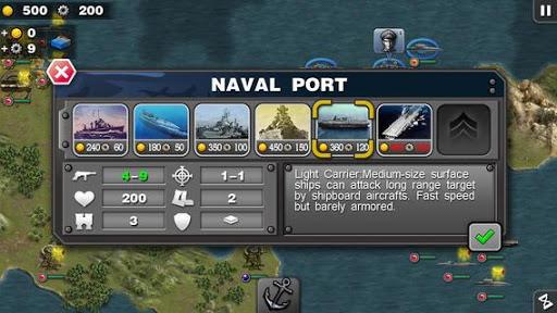 Glory of Generals :Pacific HD apktreat screenshots 2