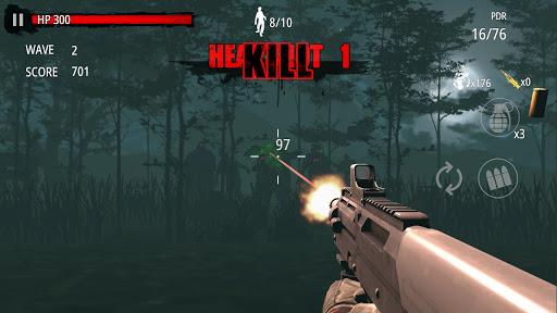 Zombie Hunter D-Day 1.0.806 screenshots 7