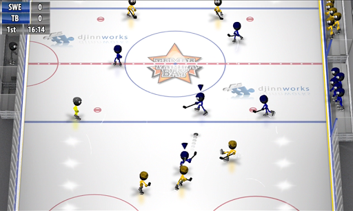 Stickman Ice Hockey  Screenshots 10
