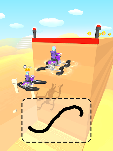Scribble Rider 1.740 screenshots 9