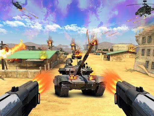 Gunner Free : Fire Battleground Free Firing  screenshots 5