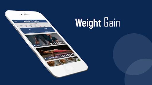 Weight Gain Home Workout Tips: Diet plan screenshots 1