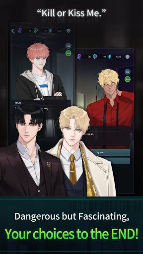 Killing Kiss : BL story game screenshot 8