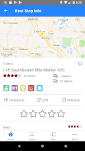 USA Rest Stop Locator screenshot thumbnail