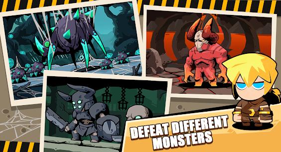 Tap Dungeon Hero MOD APK (All Unlocked) 1