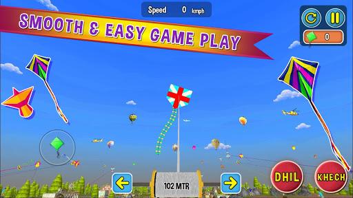Basant Kite Fly Festival: Kite Game 3D 1.2 screenshots 5