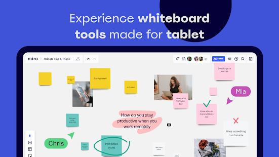 Miro: Online whiteboard