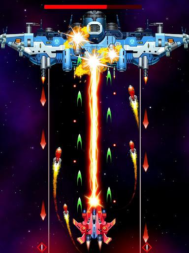 Galaxy Attack: Robot Transform Chicken Shooter 12.1 screenshots 6