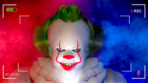 Pennywise Killer Clown Horror Games 2021  screenshots 13