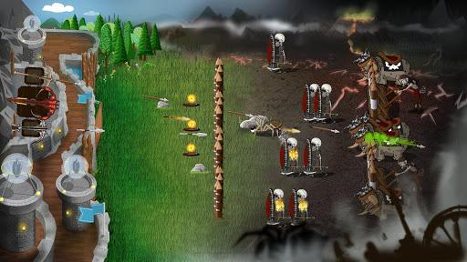 Grim Defender: Castle Defense 1.68 screenshots 2
