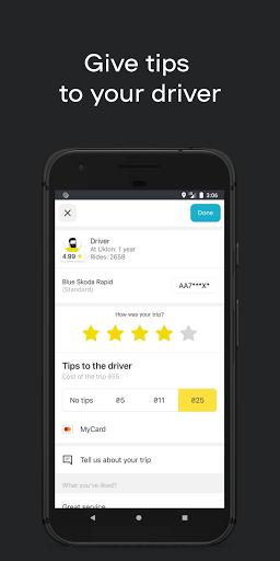 Uklon - More Than a Taxi apktram screenshots 5
