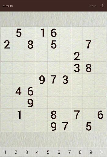 Sudoku (Oh no! Another one!) screenshots 14